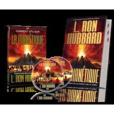 La Dianétique, la puissance de la pensée sur le corps, de Ron Hubbard - livre et DVD
