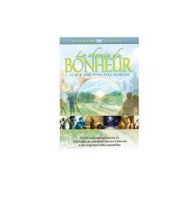 Le chemin du bonheur de Ron Hubbard, en DVD
